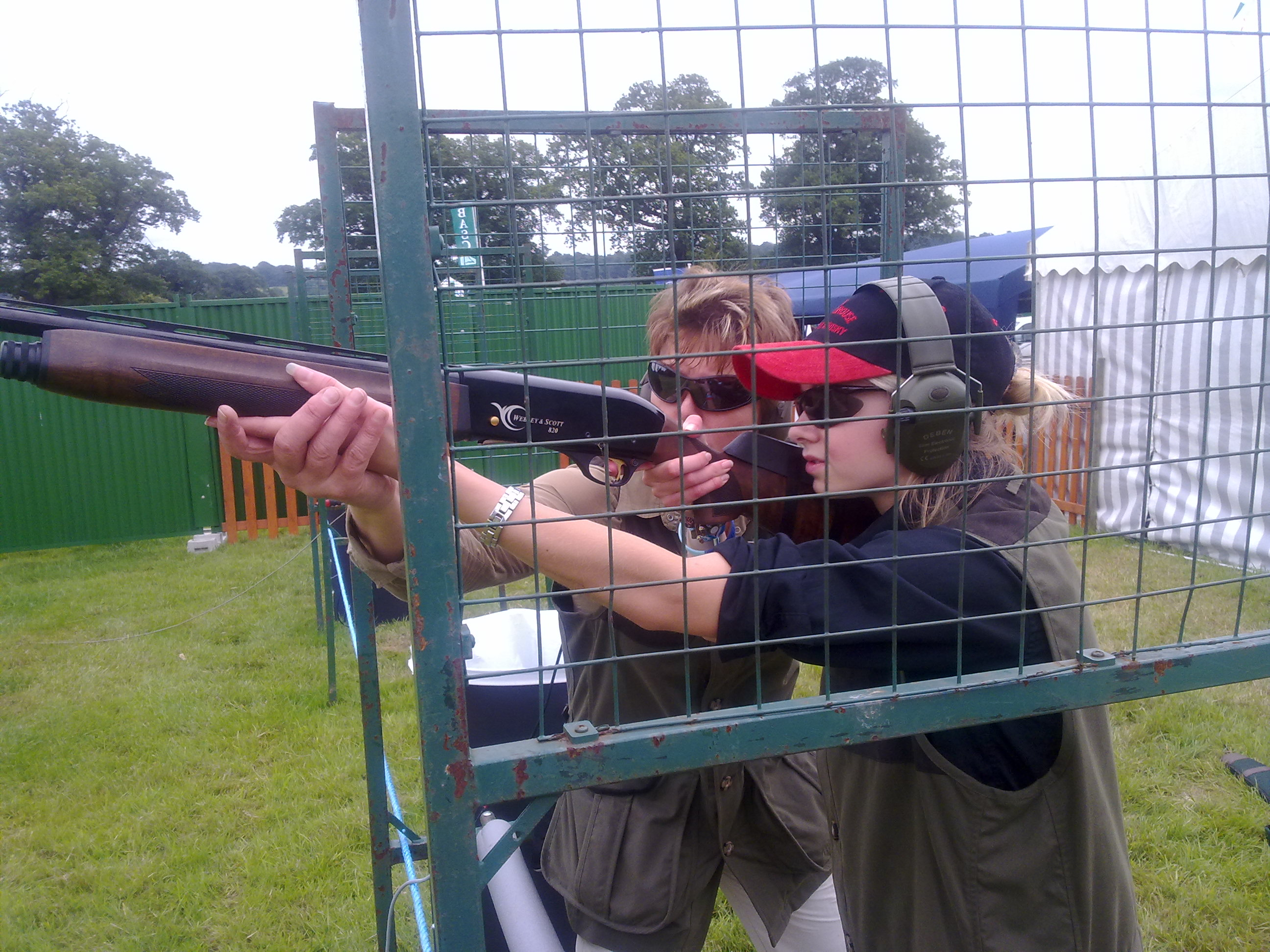 Clay Pigeon and Target Shooting