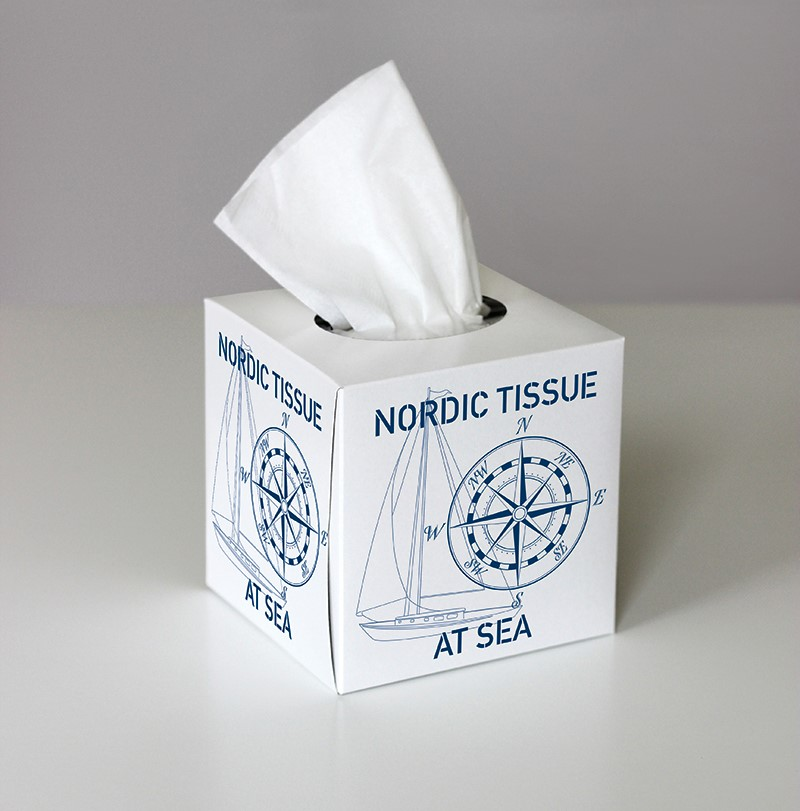 Nordic Tissue at Sea
