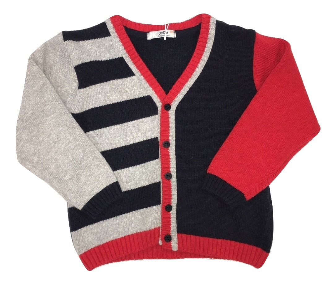 Dr.kid boy navy cardigan(SALE)