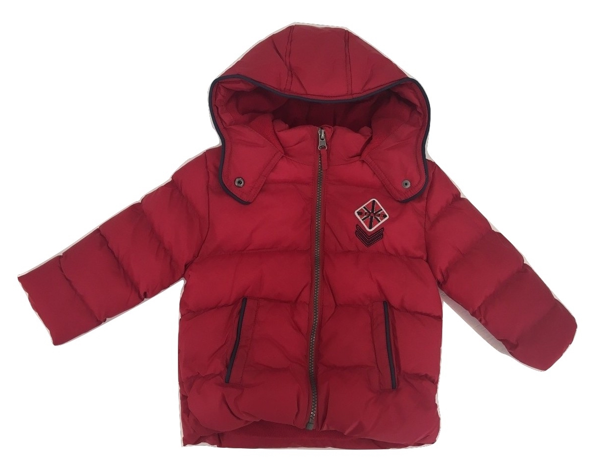 3pommes boys red parka(SALE!)