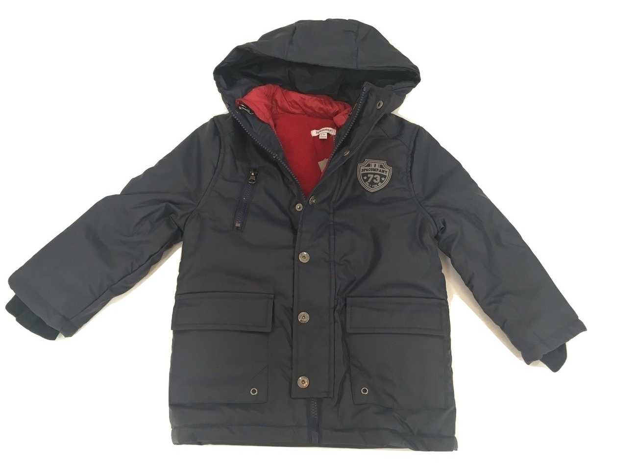 3pommes boys navy jacket(SALE!)