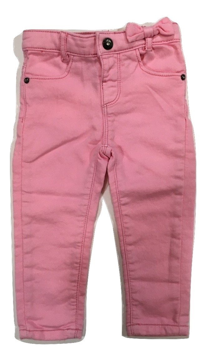 3pommes girl light pink trouser