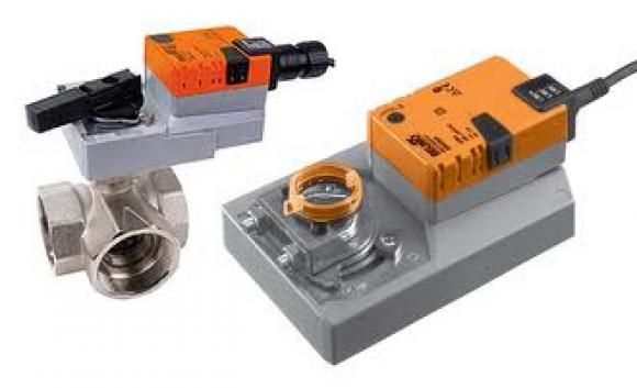 TechCon Belimo Actuator