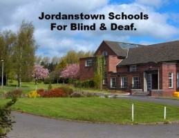 Old Picture Jordanstown School for Blind & Deaf Newtownabbey