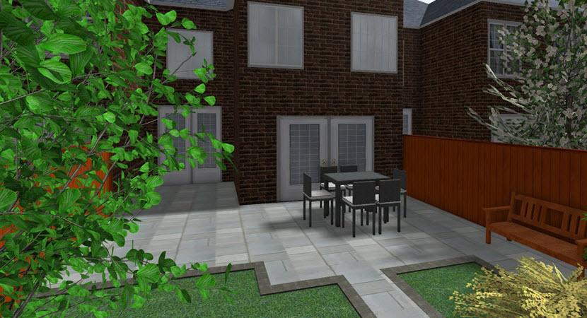 Virtual garden design video 3 D garden plans