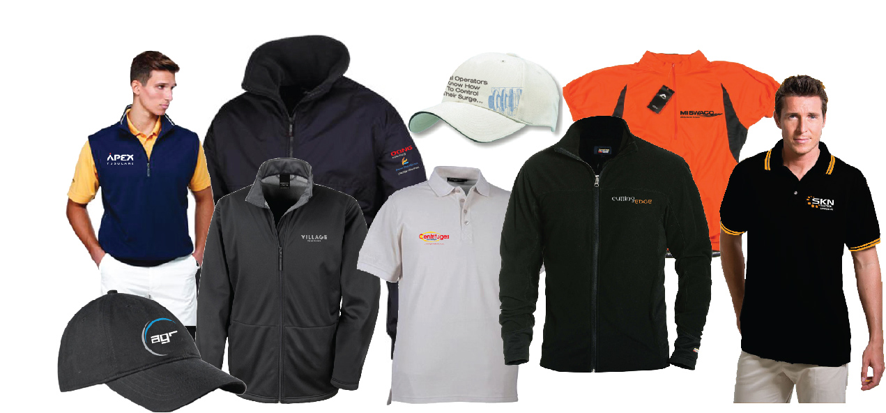 Quality corporate clothing for adding your logo