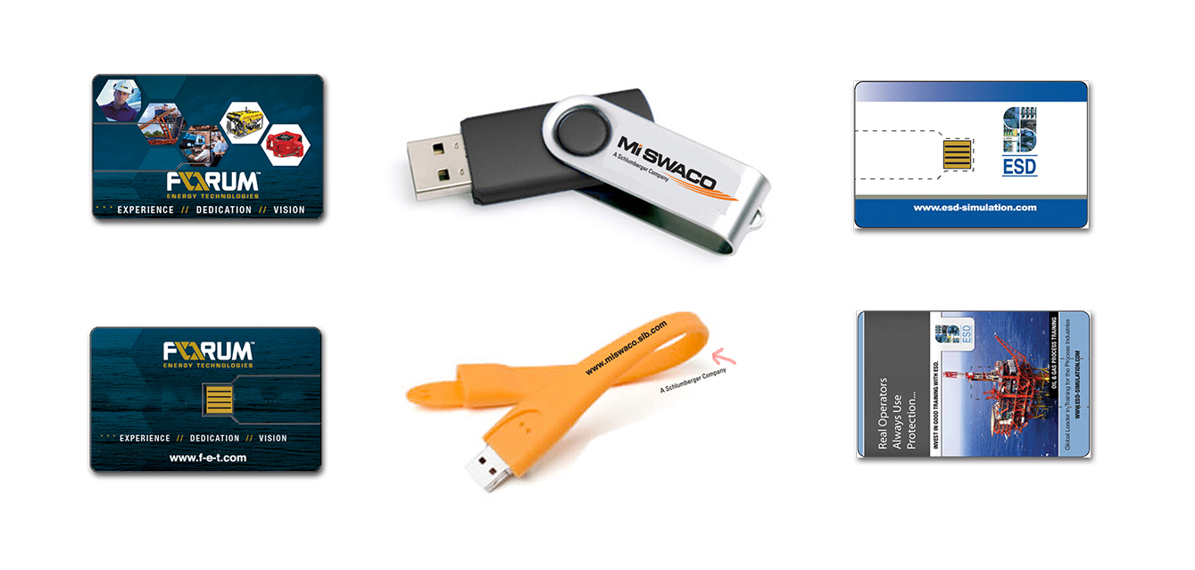 A wide variety of USBs available