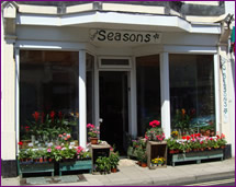 New Seasons village flower shop
