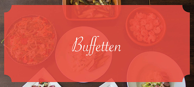 Catering Friesland buffetten