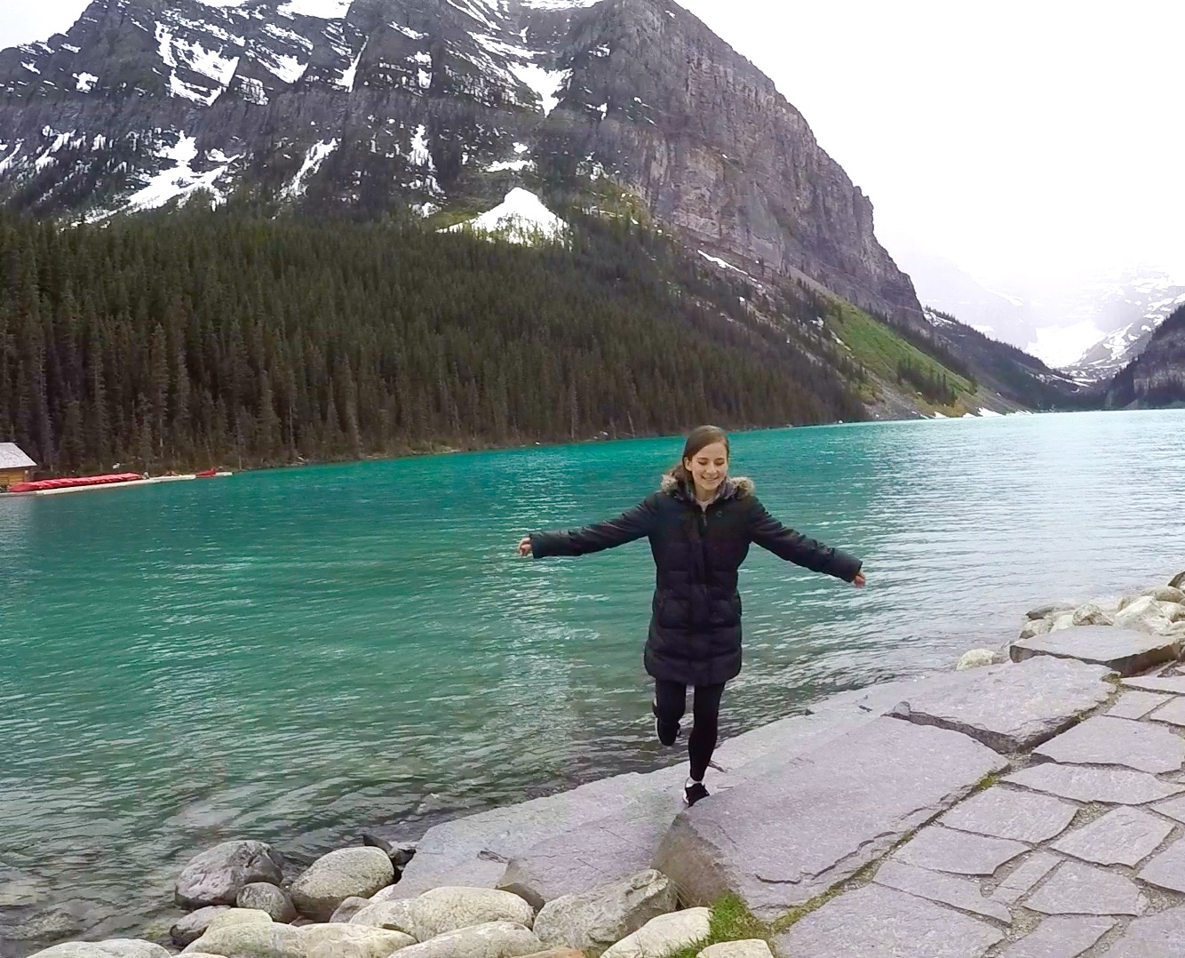 "My first solo travel- Part 4- My Top 9 ""Must Do's"" whilst heading to & staying in Banff"