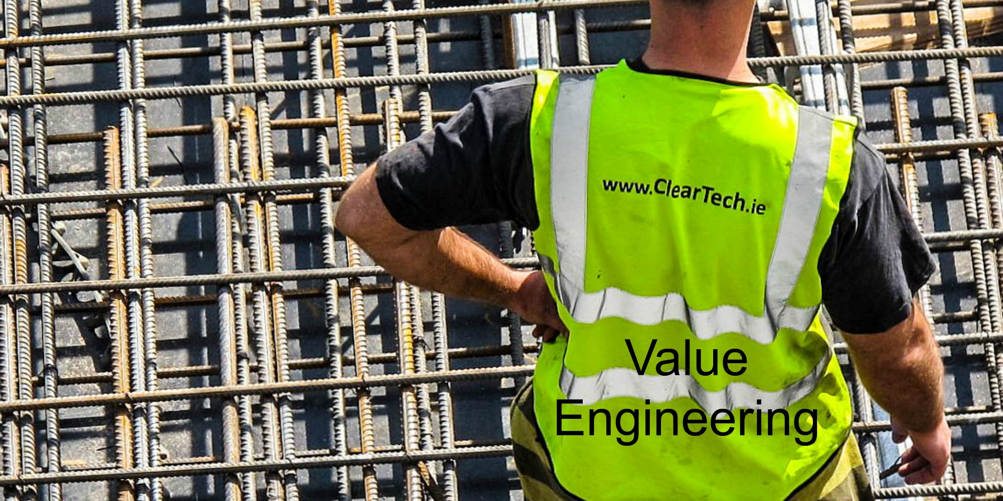 Home page for Value engineered