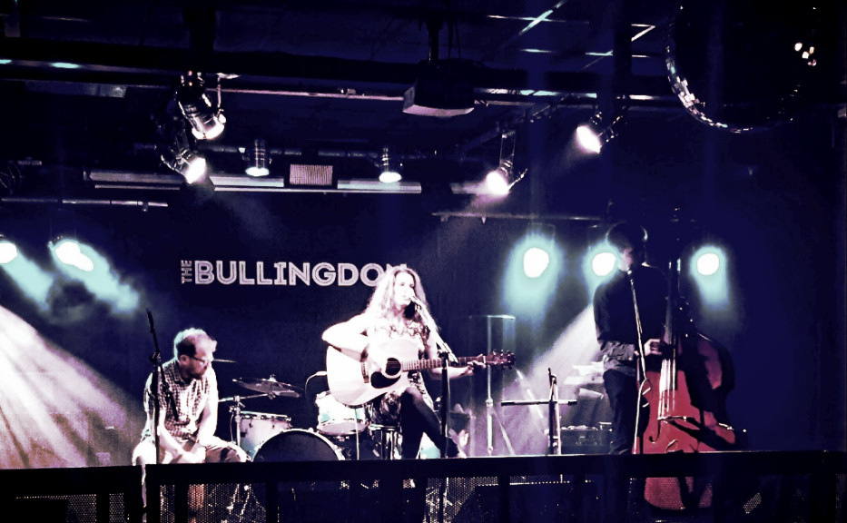 Playing Live at The Bullingdon