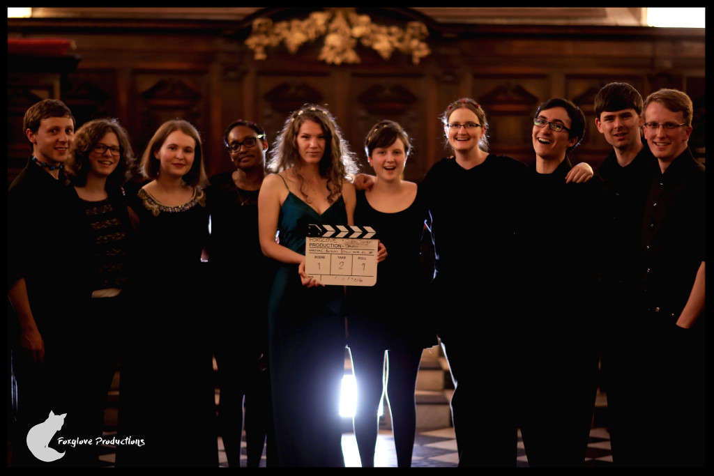 Ophelia Music Video - Oxford Singers Small Ensemble