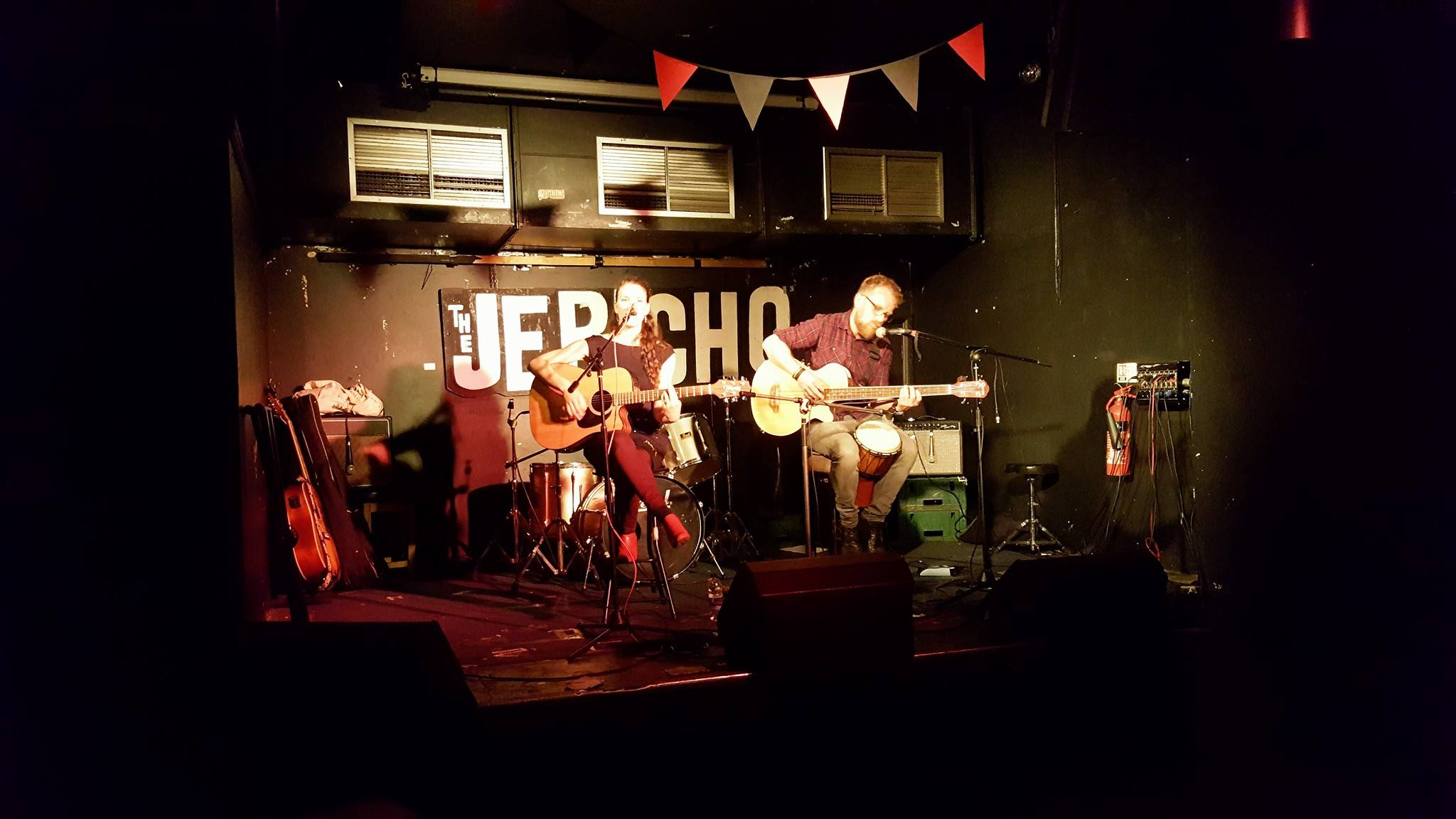 IAATM - The Jerhico Tavern Oxford