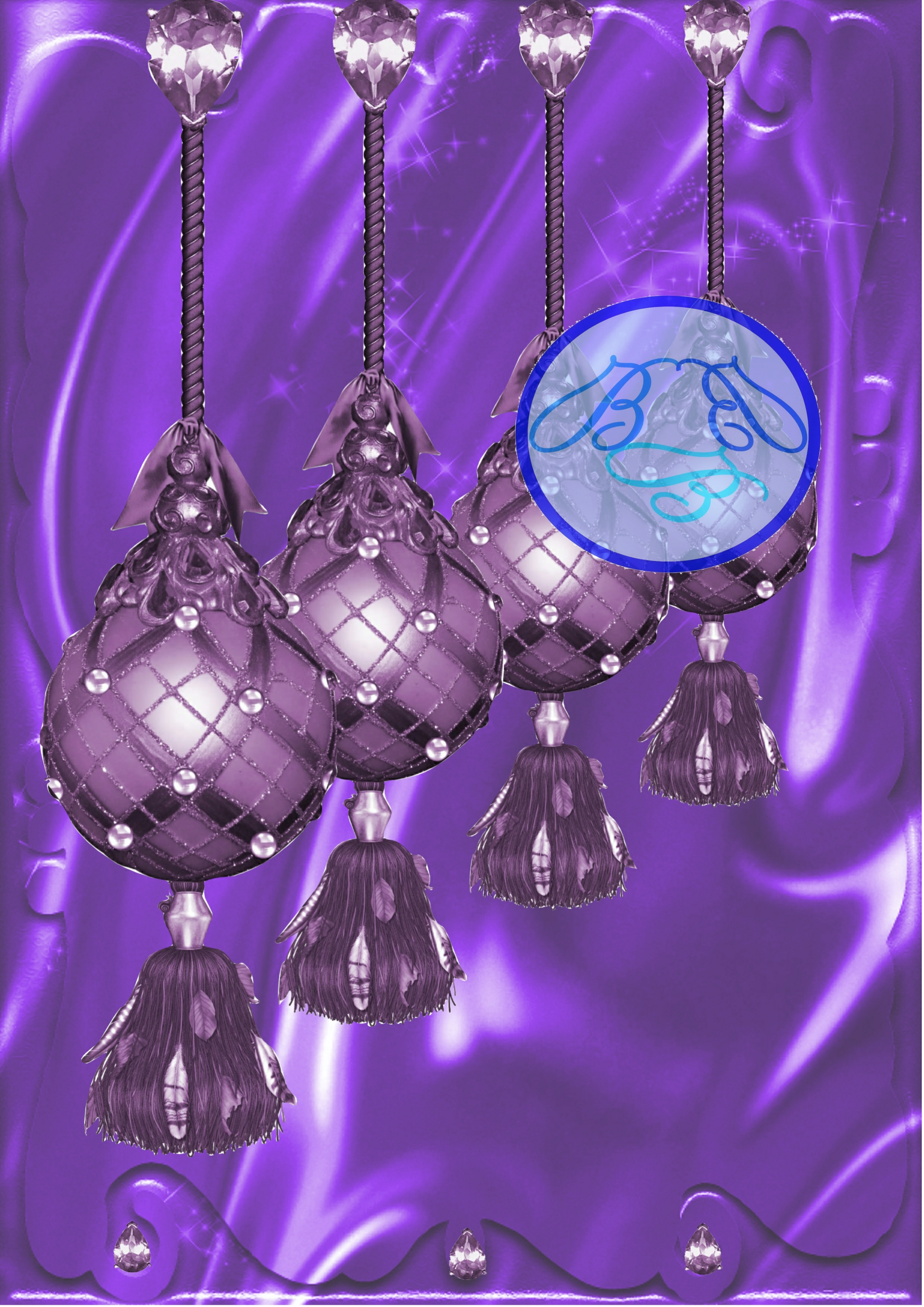 TBBBG005 Bejewelled Baubles