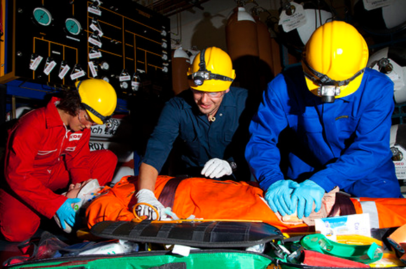 Offshore First Aid