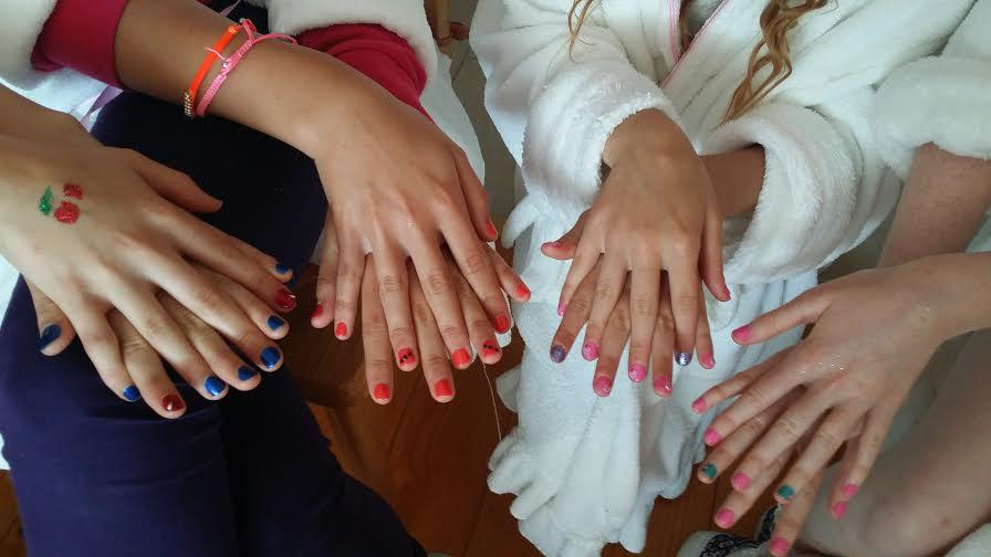 Glam Pamper Parties