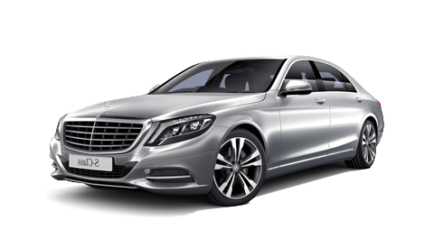 Mercedes S350L from £175 per day