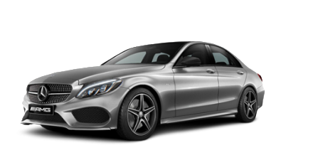 Mercedes C250 CDI AMG from £125 per day