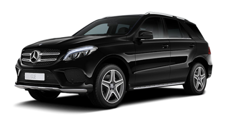 Mercedes GLE 500 Hybrid from £200 per day