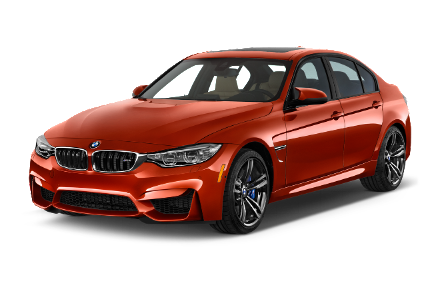 BMW M3 from £400 per day