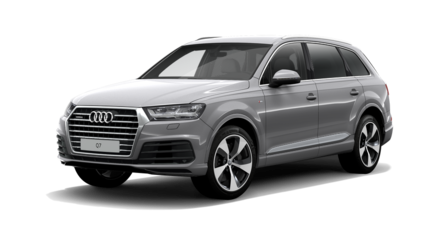 Audi Q7 from £175 per day/£500 for a weekend.