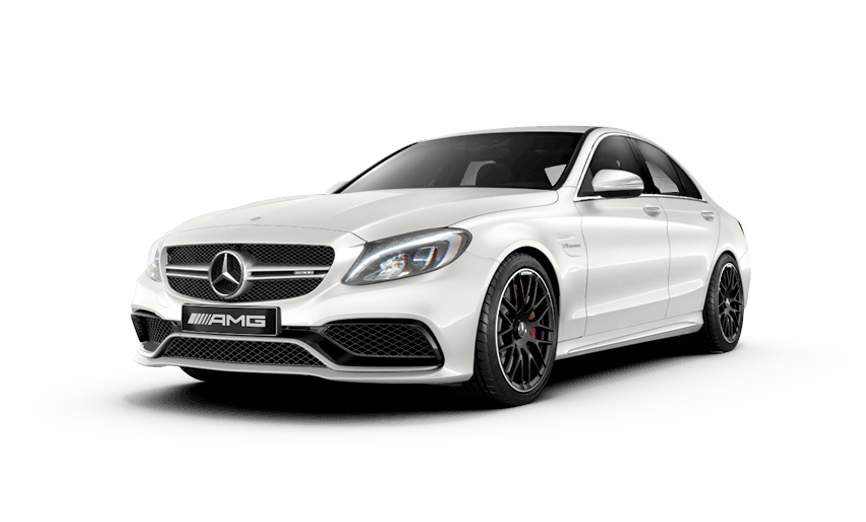 Mercedes C63 AMG Edition 1 from £400 per day