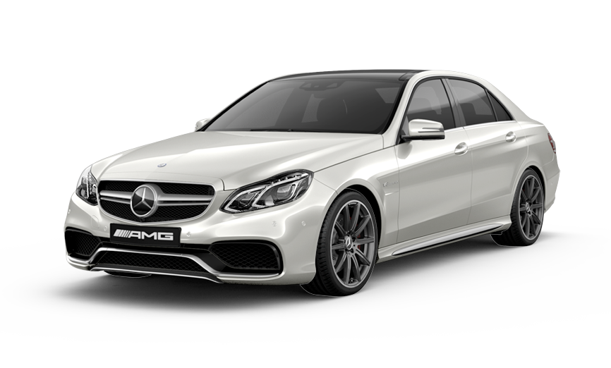 Mercedes E63 AMG from £400 per day