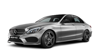 Mercedes C220 CDI AMG from £125 per day