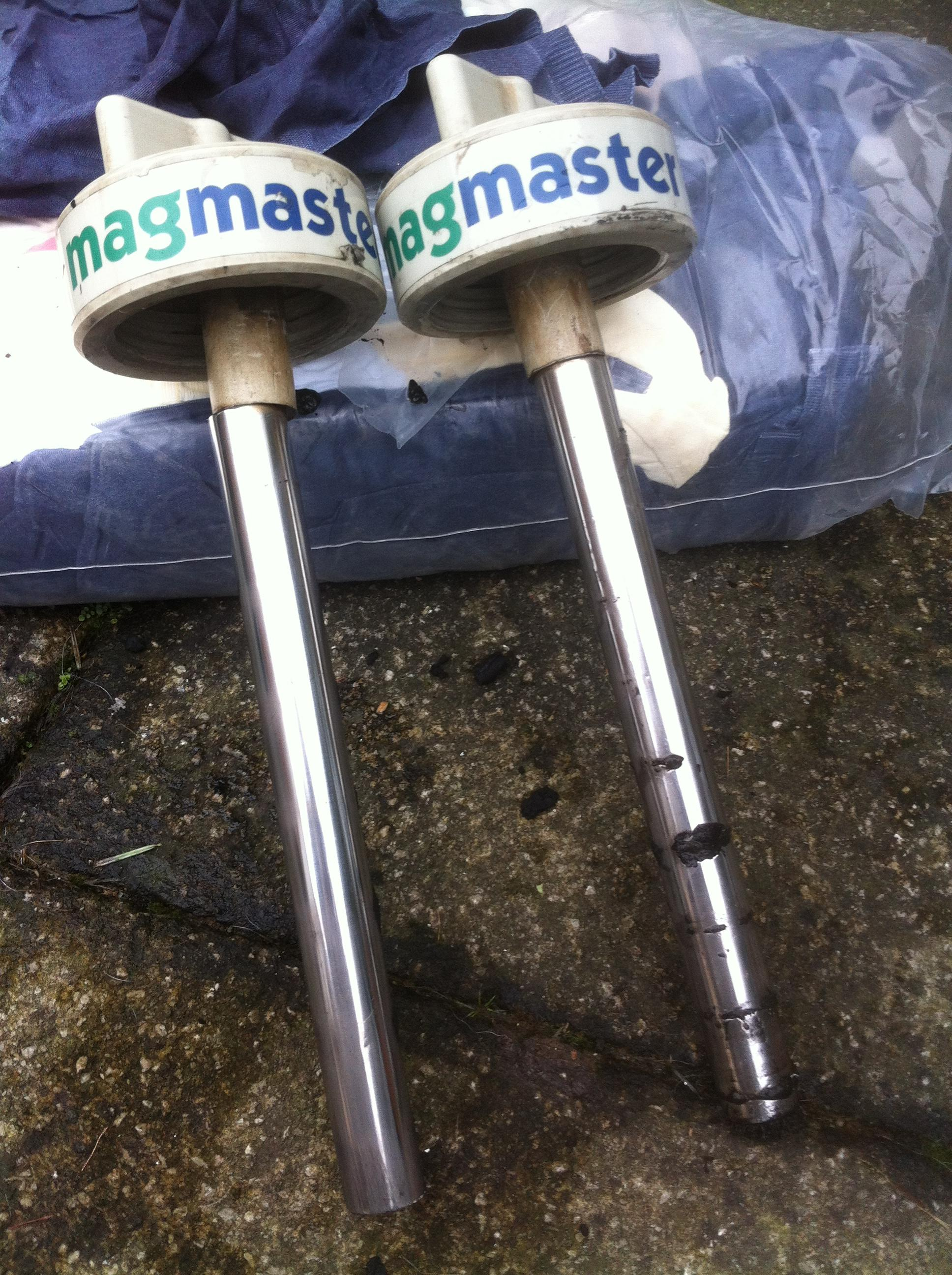 magmaster clean - after