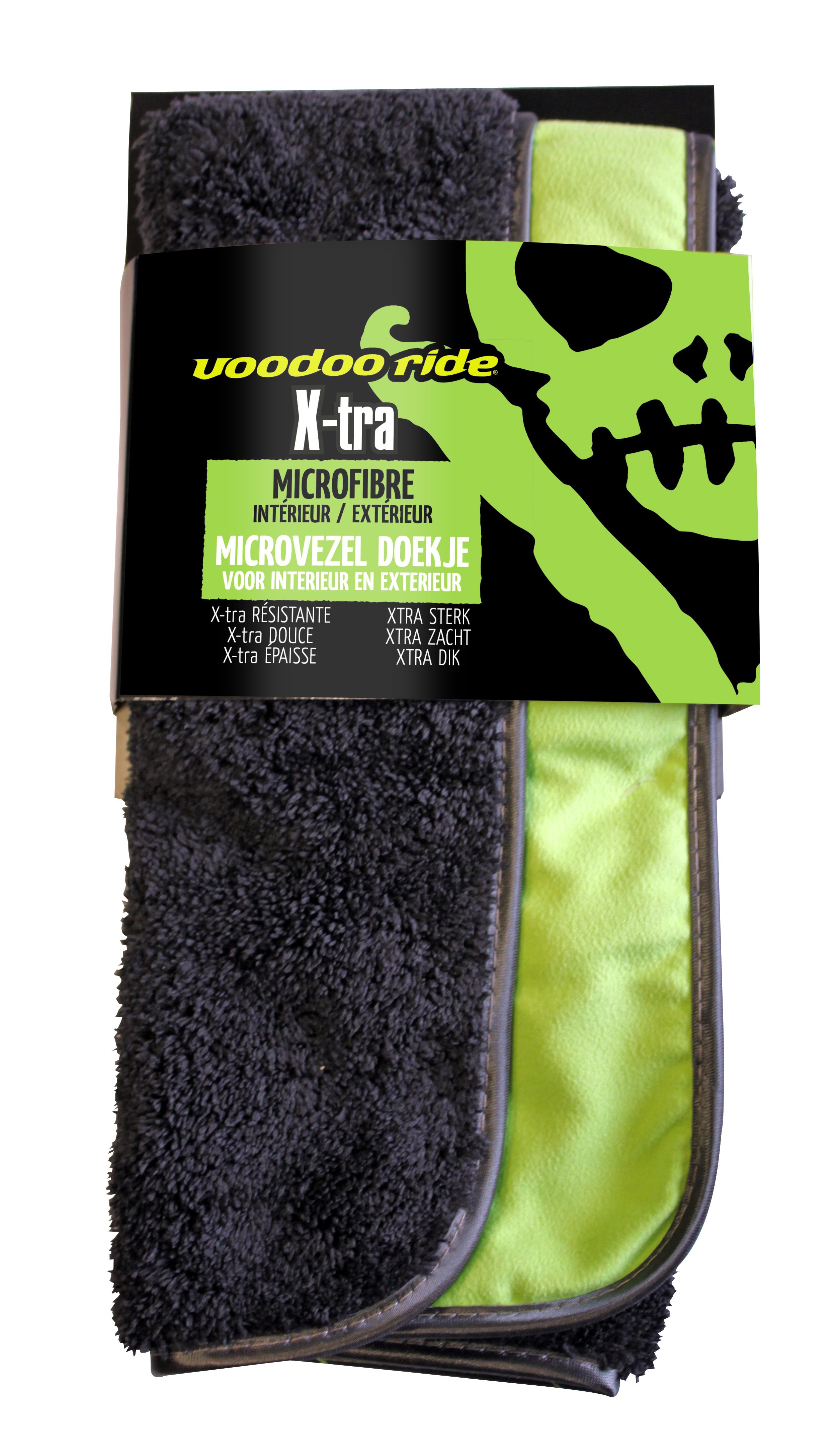 Voodoo ride microfiber microvezel doek voordelig geprijsd - Mandje doek doek ...