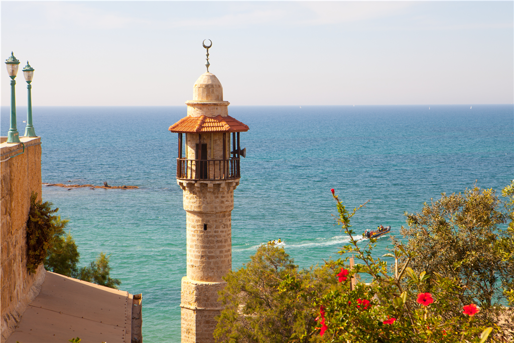 Jaffa view to the sea 1