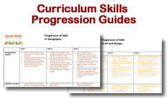 Curriculum Skills Progression Guides
