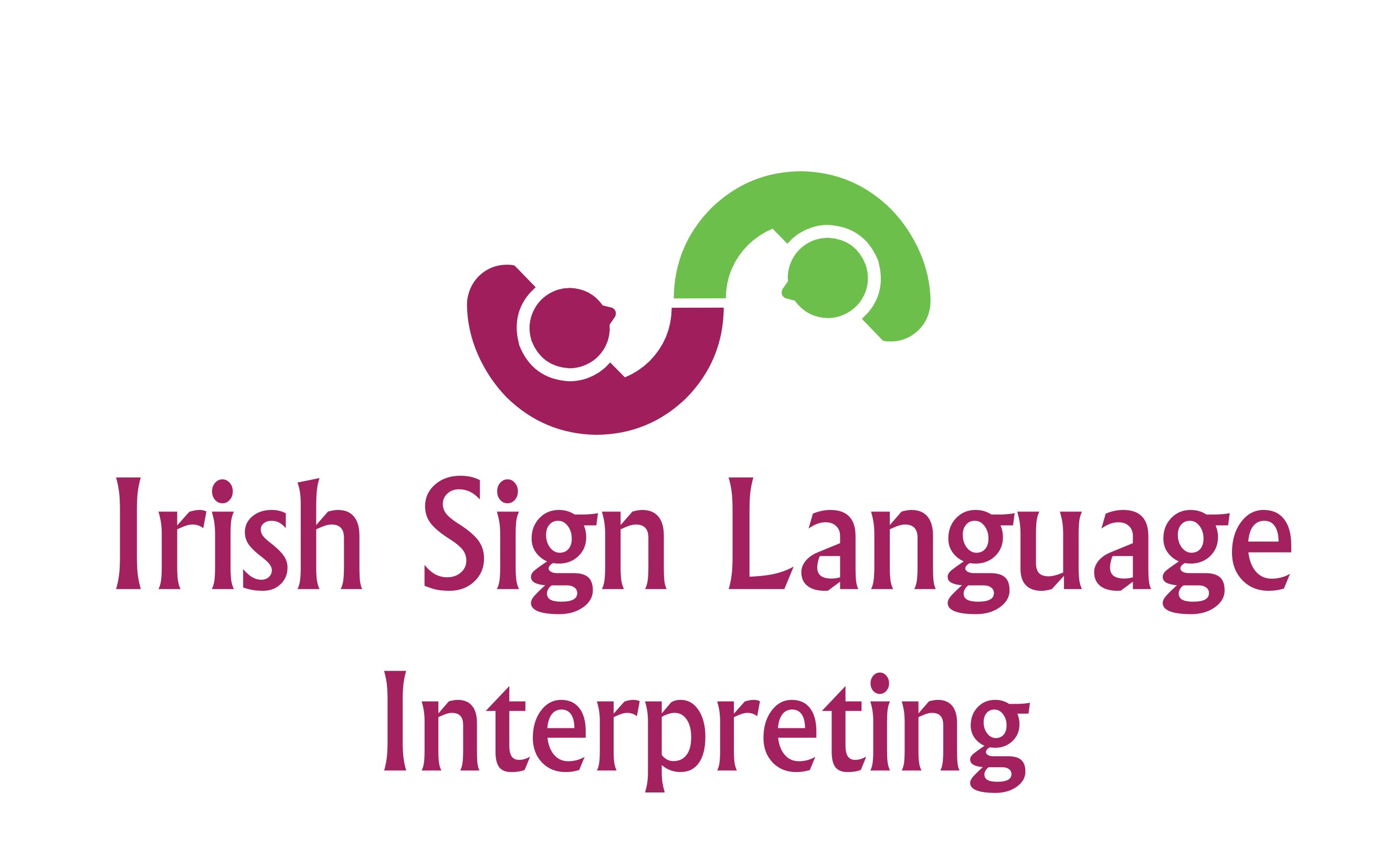 Irish Sign Language Interpreting