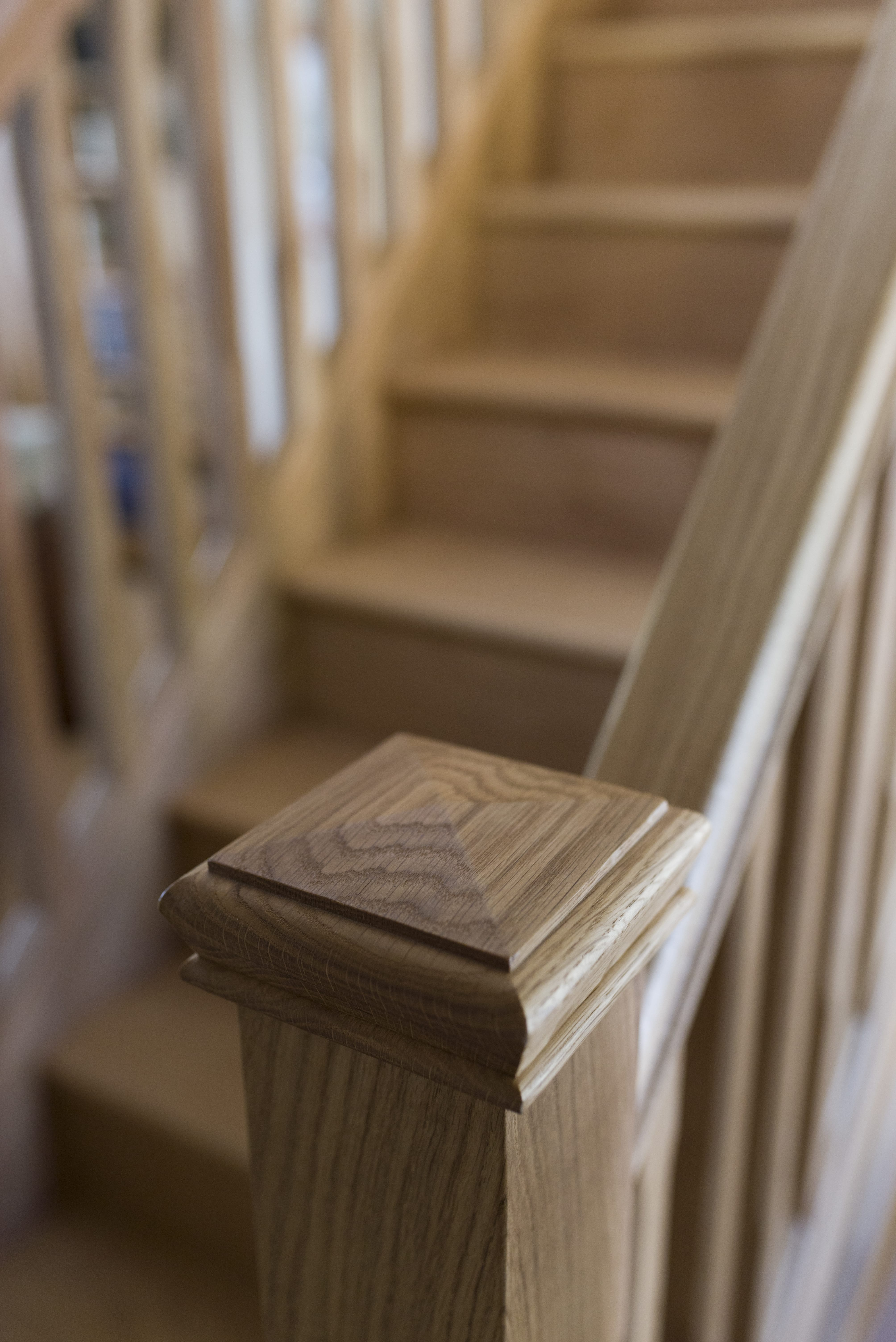 Oak Is Possibly The Most Luxurious Way To Refurbish Your Staircase And Give  A Warm, Top Spec Feeling To Your Hallway. This Style Is Very Flexible And  Can ...