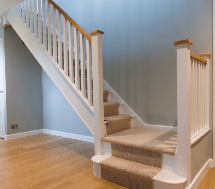 The Majority Of Painting Is Completed Before We Come To Your Home Meaning  Your Staircase Can Be Renovated In Less Than 48 Hours.