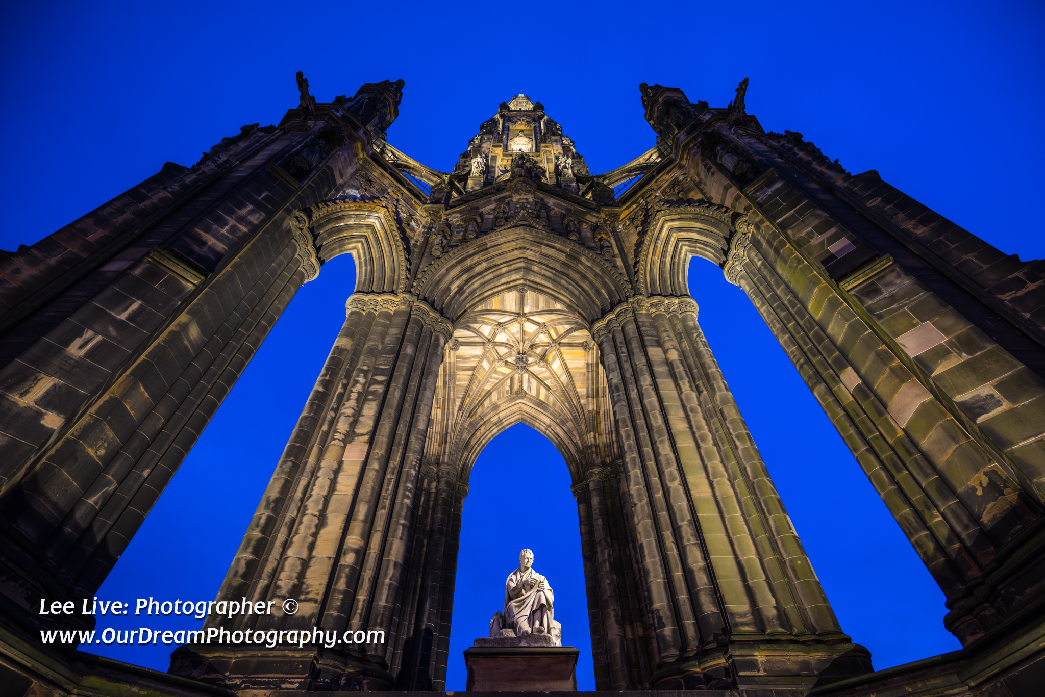Architectural And Design Photography In Edinburgh