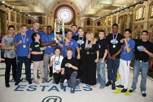 Finchley and district amateur boxing club