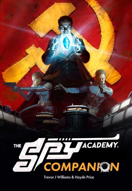 The Spy Academy Companion