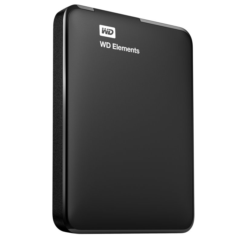External harddisk HDD Ext. WD Elements Portable 2TB / USB 3.0 / 2.5Inch