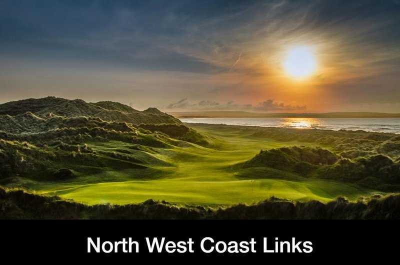 North West Coast Links golf Ireland
