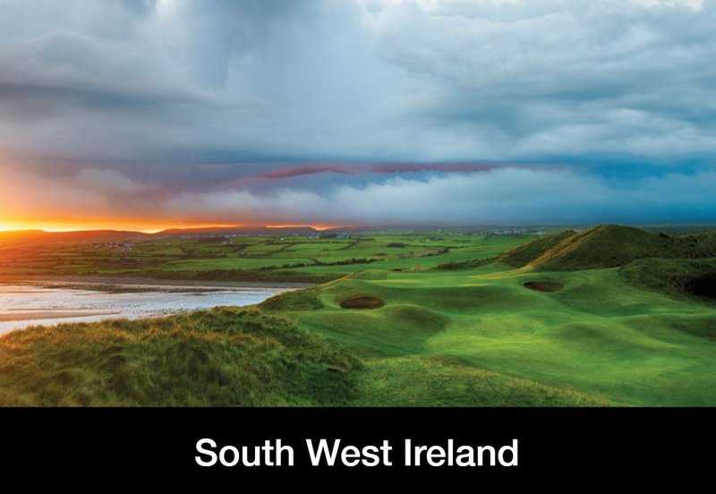South West Ireland Golf Vacation