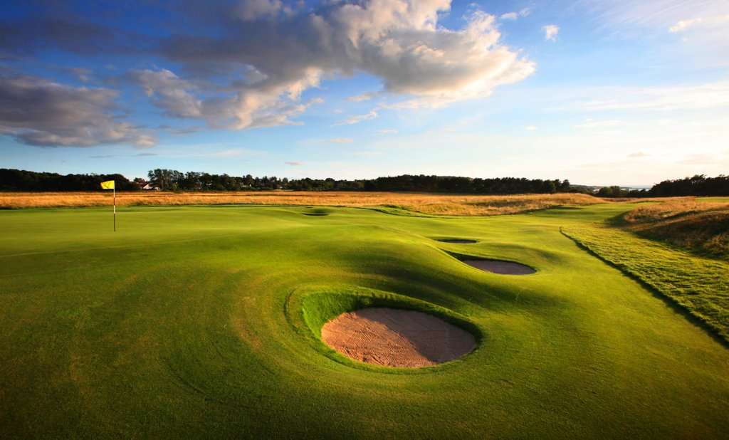 Muirfield Golf Club, Edinburgh, Scotland