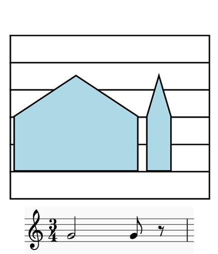 Colorsheetmusic no more flags or stems on notes