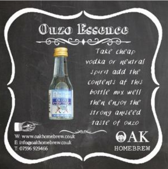 how to make ouzo home brew