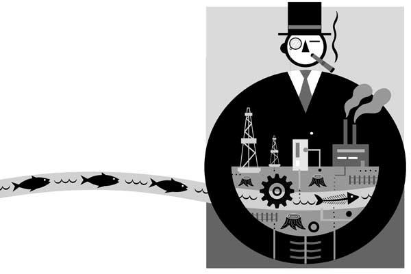 de crisis van het wereldkapitalisme