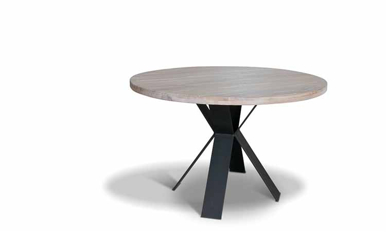 Round Xavier Table - 1,200 GBP