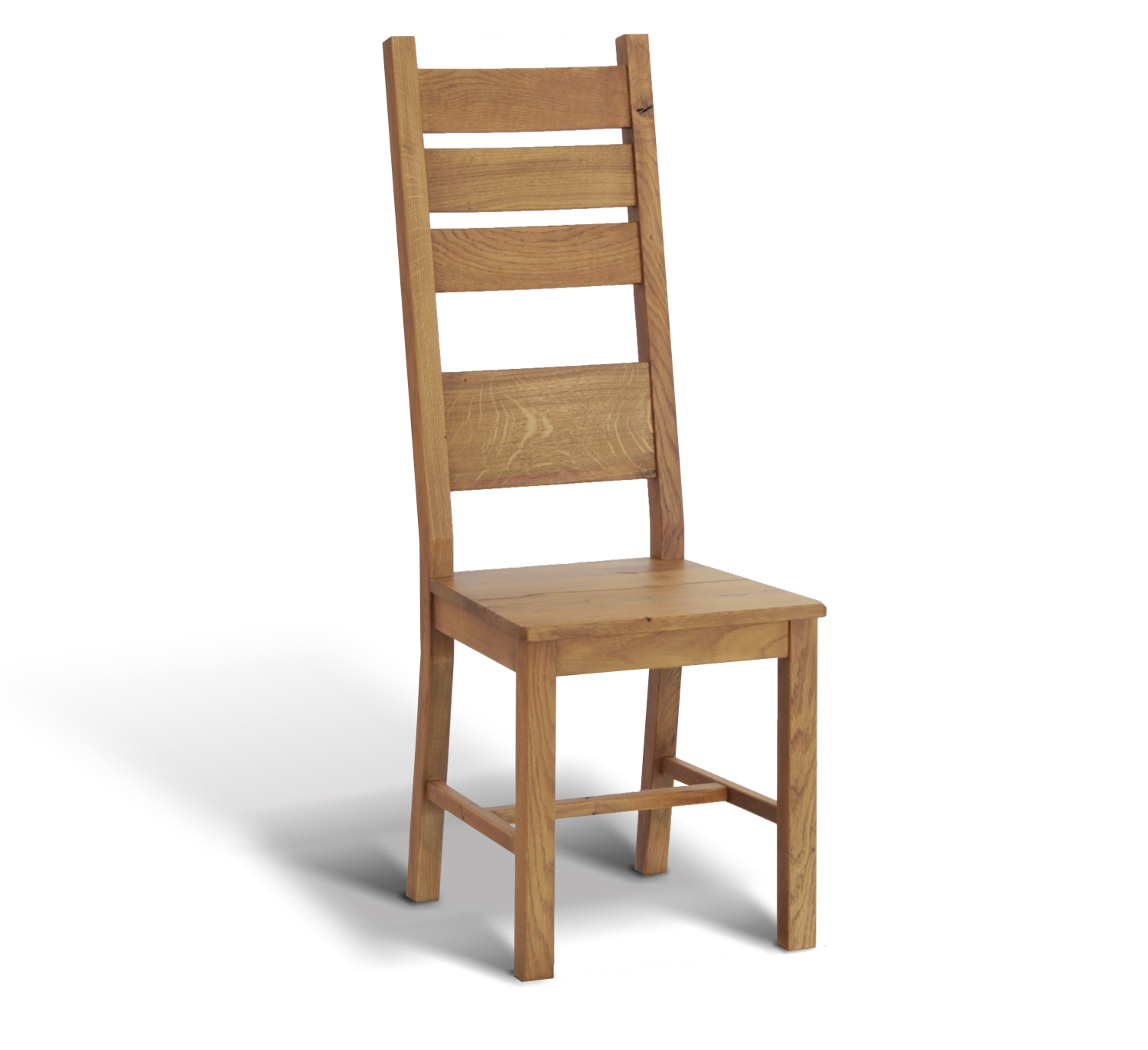 High backed chair