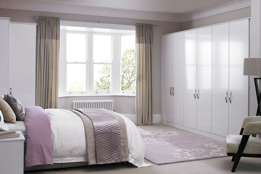 Tap And Swipe An Image Below To See How Stylish An Organised Bedroom Can  Look When You Choose The Perfect Built In Wardrobes