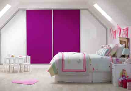 Sliding-wardrobes-pink-glass
